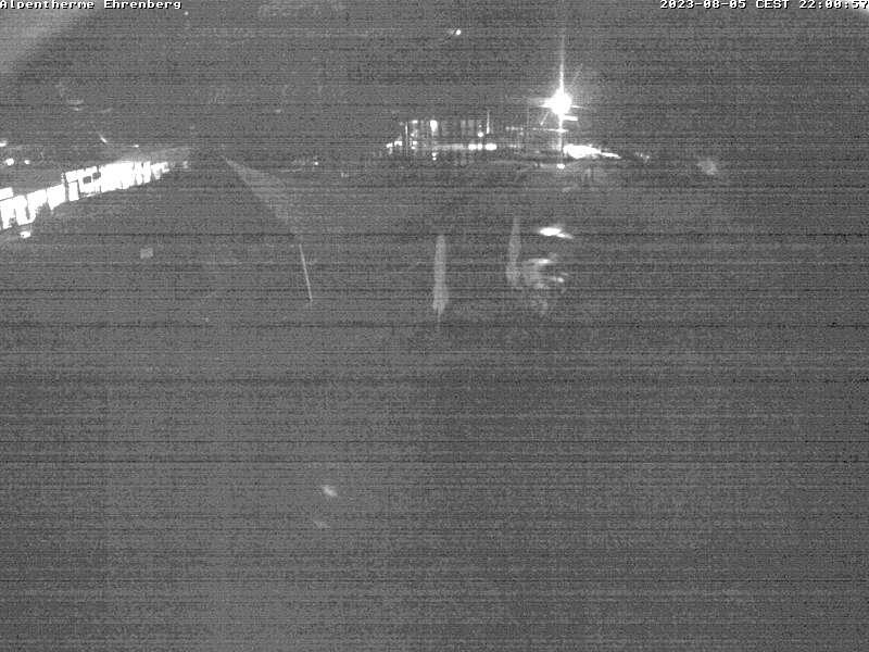 Panorama Webcam Live-Bild auf den Kleinkinderbereich und das ganzjährig geöffnete Soleaußenbecken.